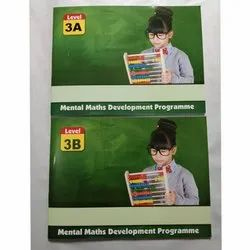 Level 3 Mental Maths Development Program Book