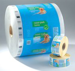 Printed Wrapping Film