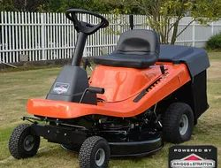 Buggy Rideon Lawn Mower with Autogear Transmission