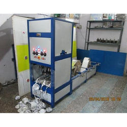 Automatic DC Motor Paper Plate Making Machine