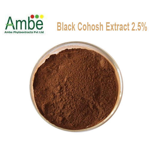 Black Cohosh Extract 2 5%