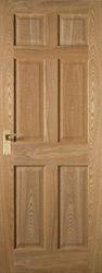 Stylish Veneer Door