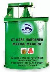 ST Base Hardener Making Machine
