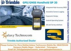 Trimble GNSS Handheld Receiver SP20