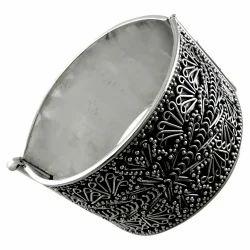 Handmade 925 Sterling Silver Bangle