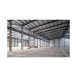 Electrical Goods Warehouse Construction Services