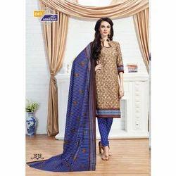 Cotton Party wear Amrita Ladies Fancy Churidar Suit