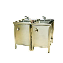 Stainless Steel Gallary Sink