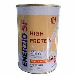 High Proten Vanilla Flavour Powder