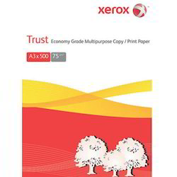 Xerox A4 Size Paper, Packaging Type: 1 Ream Of 500 Sheets, Packaging Size: 500 Sheets per pack