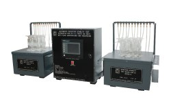 CI Automatic Oxidation Stability Test Apparatus, Frequency : 50 Hz, Heating Power : 100 W
