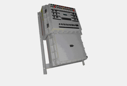 SC 316550 PLC Control Panel