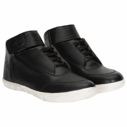 Kraasa Men Black Casual Shoes, Rs 255