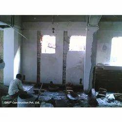 Building Renovation Work, Available Services: Material + Labour, Labour