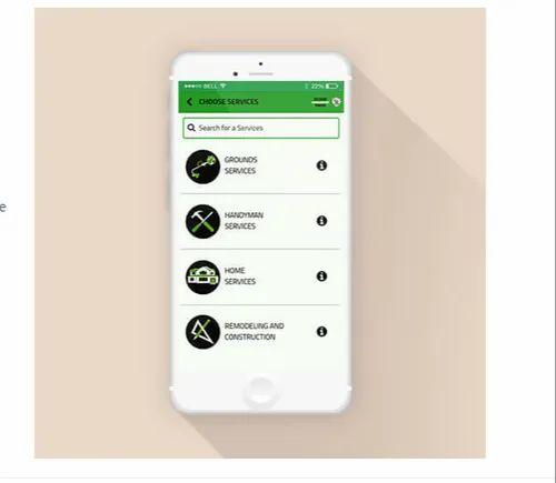 App Development Service - Android App Development Service IT