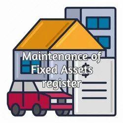 Maintenance of Fixed Assets Register Service