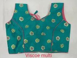 Viscoe Multi Designer Blouse