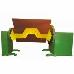 360 Degree Cradle Type Industrial Welding Positioner