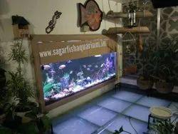 m j Roos Wood Imported Aquarium, Size: 6 Feet