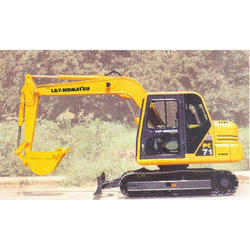 L&T Komatsu PC71 Excavator