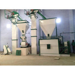 Fully Automatic Cattle Mash Feed Plant