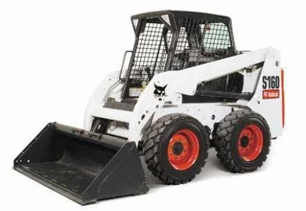 Bobcat Skid Steer Loader Contech Equipments Exporter