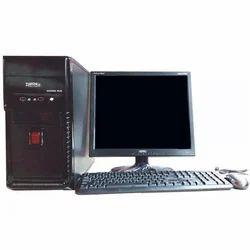 LCD I3 Zebronic Desktop Computer, Memory Size: 4GB