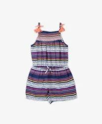 Kids Export Surplus Printed Romper