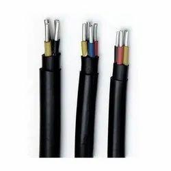3 Core Aluminium Round Unarmoured Cable