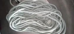 GRAY BRAIDED CORD
