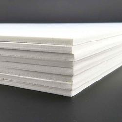 White PVC Foam Sheet, Thickness: 5 - 18mm