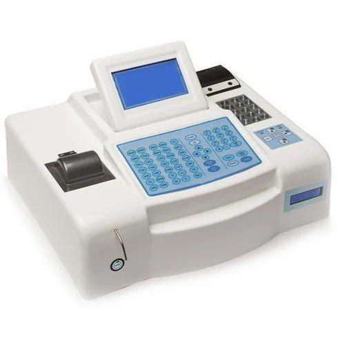 Laboratory Semi Auto Biochemistry Analyzer, Semi Automatic Biochemistry  Analyzer, Semi Automated Analyser, Semi Auto Analyzer, Semi Auto Biochemistry  Analyzer, सेमी ऑटो एनालाइजर - Shubhlaxmi Traders, Jaipur   ID: 15048801733