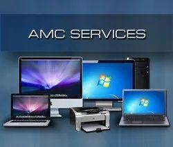 Computer AMC Services, Type of AMC: Non-Comprehensive