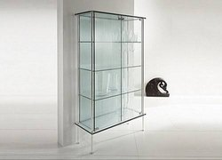 Medium Glass Cabinet