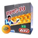 GKI Kung-Fu Table Tennis Ball, Pack of 90 pcs.- (YELLOW)