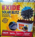 Exide Solarblitz 40AH 3 year