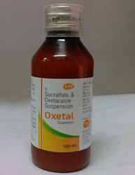 Sucralfate Oxetacaine Suspension