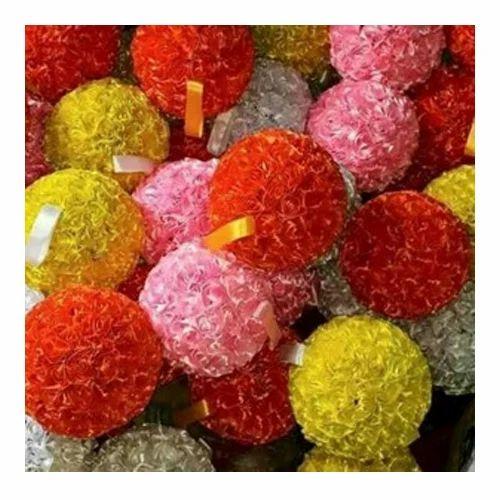 Ribbon Balls Ribbon Ball Manufacturer From Modinagar