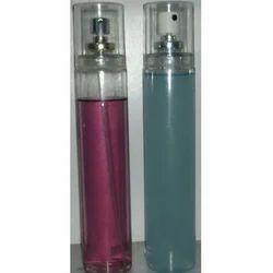 Crimp Neck Bottle For Body Spray