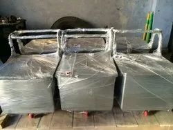 Stainless Steel Bin Trolley/Eurobin for Industrial