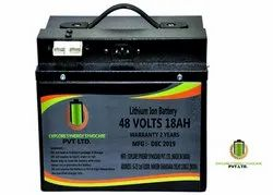 48V 18Ah Lithium Ion Battery for Electric Vehicles