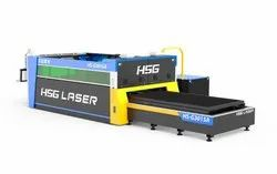 HSG Fiber Laser Metal Cutting Machine