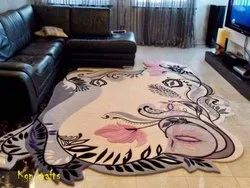 KGN CRAFTS Wool CARPETS & RUGS, For Home