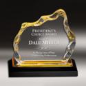 Mount Acrylic Trophy
