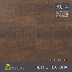 Retro Textura Laminate Wooden Flooring