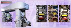 Super High- Speed Stack Type Flexo Printing Machine