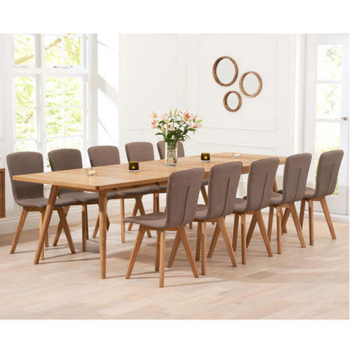 Dining Table Set For 10: 10 Seater Dining Table Set At Rs 65500 /set