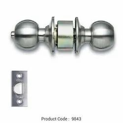 Godrej Stainless Steel SS Cylindrical Door Lock