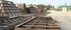 Offline Steel mills Fabrication Civil Work, Vadodara