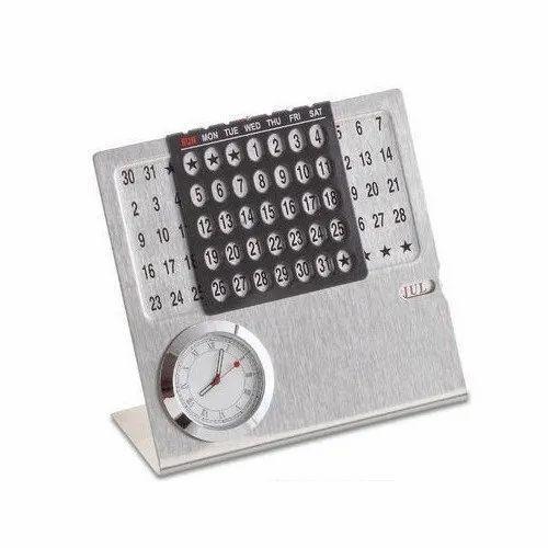 English Steel Perpetual Calendar